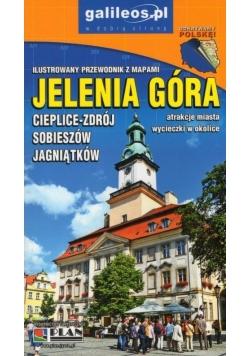 Przewodnik ilustrowany z mapami - Jelenia Góra