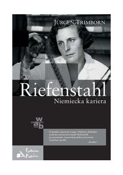Riefenstahl: Niemiecka kariera