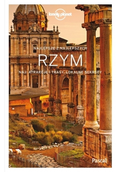 Lonely Planet. Rzym