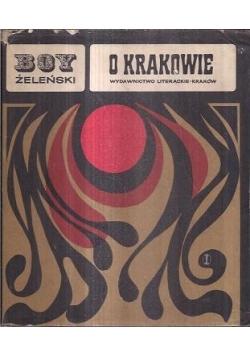 O Krakowie
