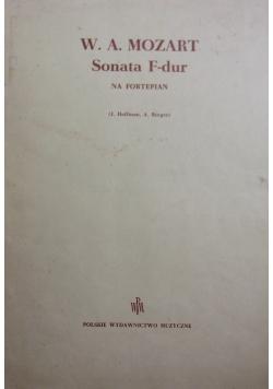 Soneta F-dur na fortepian