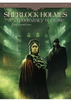Sherlock Holmes i podróżnicy w czasie T.2