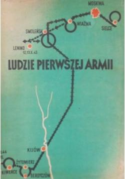 Ludzie Pierwszej Armii, 1946 r.
