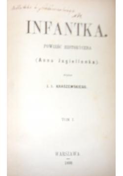 Infantka, 1898 r.