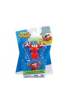 Super Wings Figurka transformująca Flip