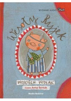 Wesoły Ryjek. Audiobook