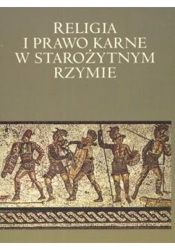 Religia i prawo karne w starożytnym Rzymie