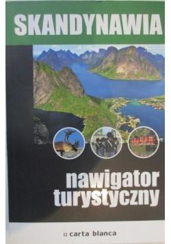 Skandynawia. Nawigator turystyczny