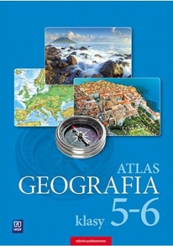 Atlas SP 5-6 Geografia WSiP