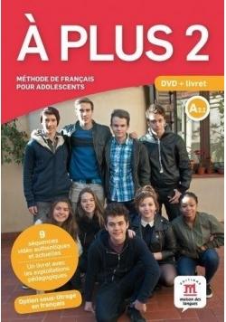 A Plus 2 A2.1 DVD PACK LEKTORKLETT