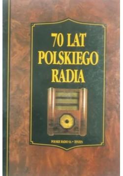 70 lat polskiego radia 1925-1995