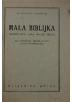 Mała Bibiljka, 1929r.