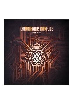 Laibachkunstderfuge, płyta CD