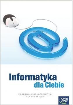 Informatyka GIM 1-3 Inf. dla Ciebie Podr NE