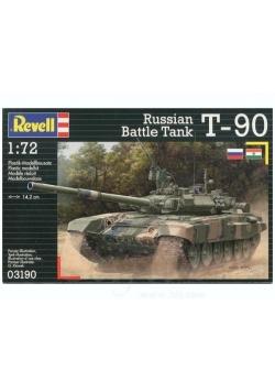 Pojazd. Russian Battle Tank T-90
