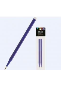 Wkład do długopisu wymazywalnego niebieski 2sztuki