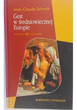 Gest w średniowiecznej Europie