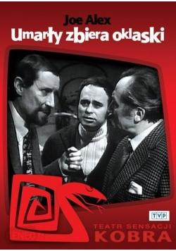 Umarły zbiera oklaski - DVD