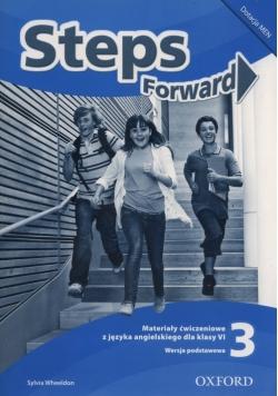 Steps Forward 3 Materiały ćwiczeniowe