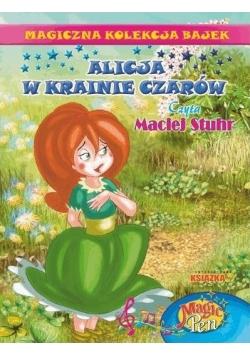 Magiczna Kolekcja Bajek T.20 Alicja w krainie..+CD