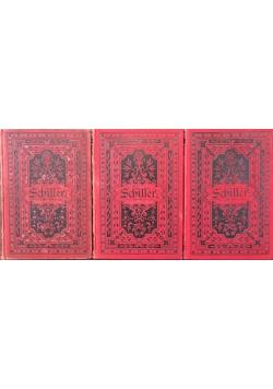 Schillers sämmtliche Werke, t.4-12, ok.1910r.