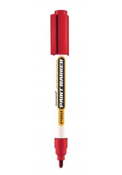 Marker olejowy Pro Paint czerwony (12szt) MONAMI