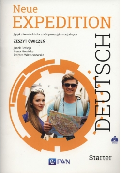 Neue Expedition Deutsch Starter Zeszyt ćwiczeń