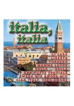 Italia Italia płyta CD