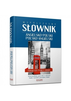 Współczesny słownik ang-pol, pol-ang EDGARD