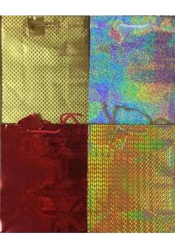 Torebka ozdobna hologram PL-6h mix