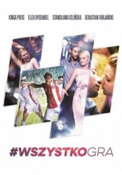 #Wszystkogra książka + DVD