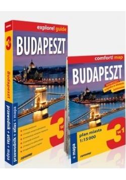 Explore! guide Budapeszt 3w1 Przewodnik w.V
