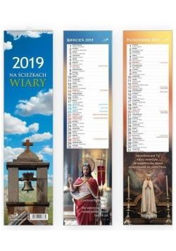 Kalendarz 2019 Na ścieżkach wiary
