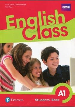 English Class A1 Podręcznik wieloletni