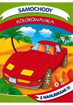 Kolorowanka Samochody