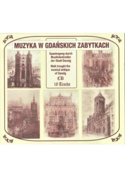 Muzyka W Gdańskich Zabytkach. Różni wykonawcy CD