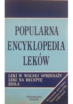 Popularna encyklopedia leków