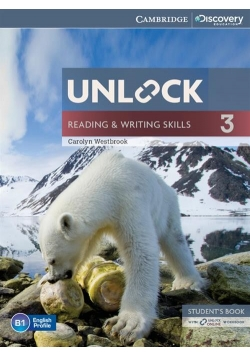 Unlock 3 Reading and Writing Skills Student's Book and Online Workbook