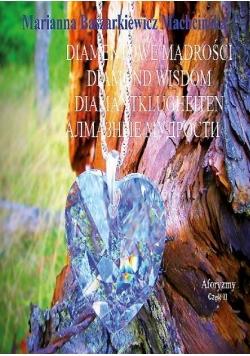 Diamentowe mądrości. Część II