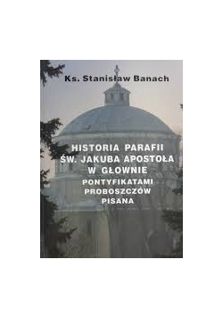 Historia parafii św. Jakuba Apostoła