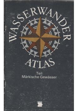 Wasserwander Atlas