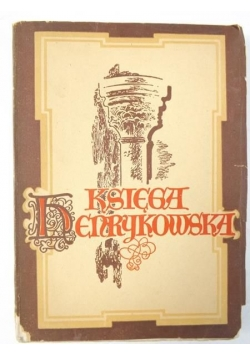 Księga Henrykowska,1949