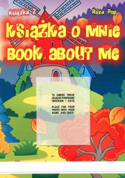 Książka o mnie Book about me cz 2