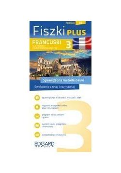 Francuski Fiszki Plus dla śred. zaaw. 3