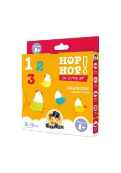 Hop Hop! Kto powie ile?
