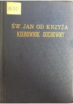 Św. Jan od krzyża kierownik duchowy, 1950 r.
