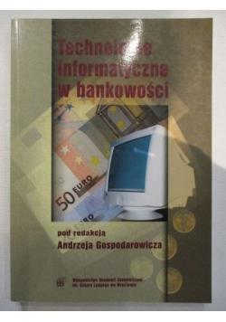 Technologie informatyczne w bankowości
