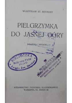 Pielgrzymka do Jasnej Góry, 1924r.