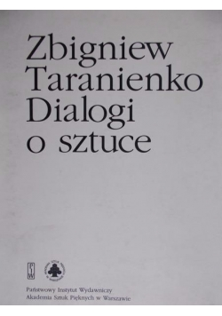 Dialogi o sztuce