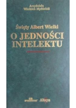 O jedności intelektu
